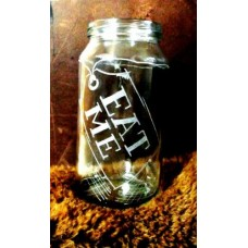 'Eat Me' Mini JamJar