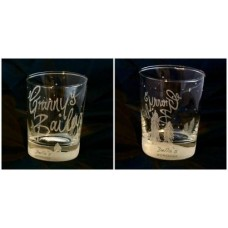 Personalised Christmas Tumblers - Hand Engraved